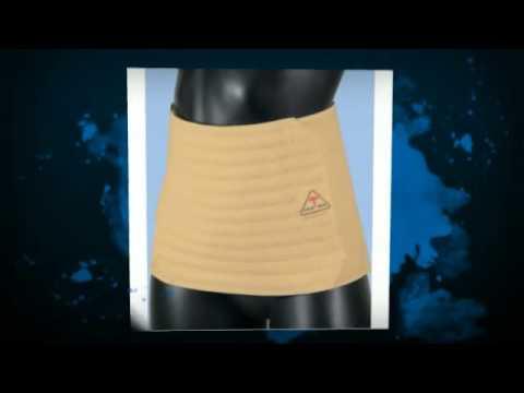 Gabrialla Breathable Elastic Abdominal Binder For Women - YouTube e140368cdfe