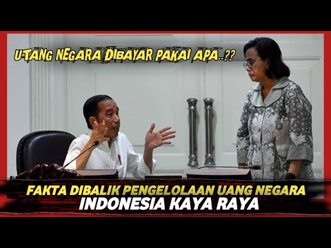 UTANG INDONESIA MAU DIBAYAR PAKAI APA..?? # MenkeuMenjawab