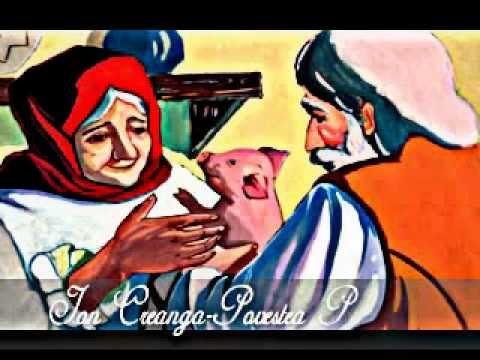 Ion Creanga Povestea Porcului