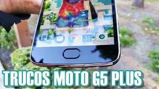 Trucos y Funciones del Moto G5 Plus