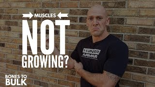 Trying to Grow Muscle? (You  May be Missing This!)