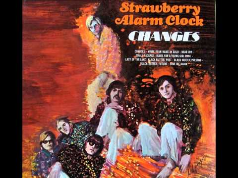 STRAWBERRY ALARM CLOCK  Incense and Peppermints  HQ