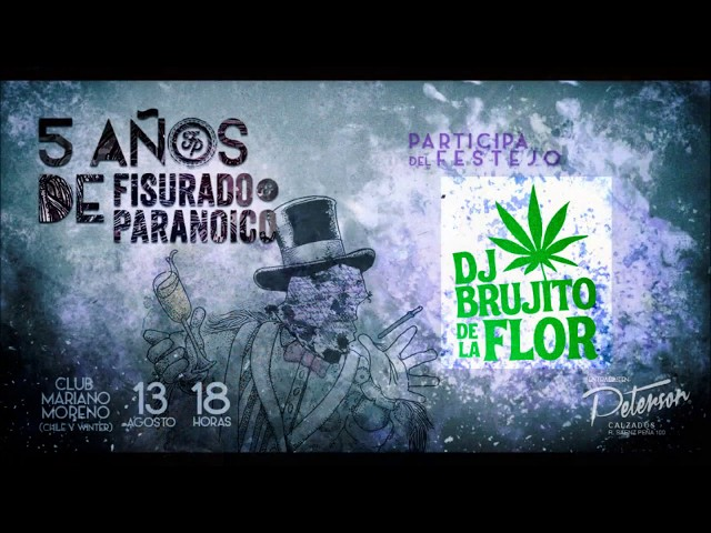 Dj Brujito de la Flor / Mixtape Hip Hop Latino