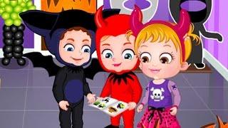 baby hazel halloween costumes new halloween game for babies and kids dora the explorer