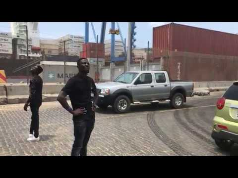 Kwaku Manu & Filaman - so can this Happened in Tema  Harbour (Port)