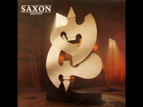 Saxon - Destiny (Full Vinyl LP Album) 1988