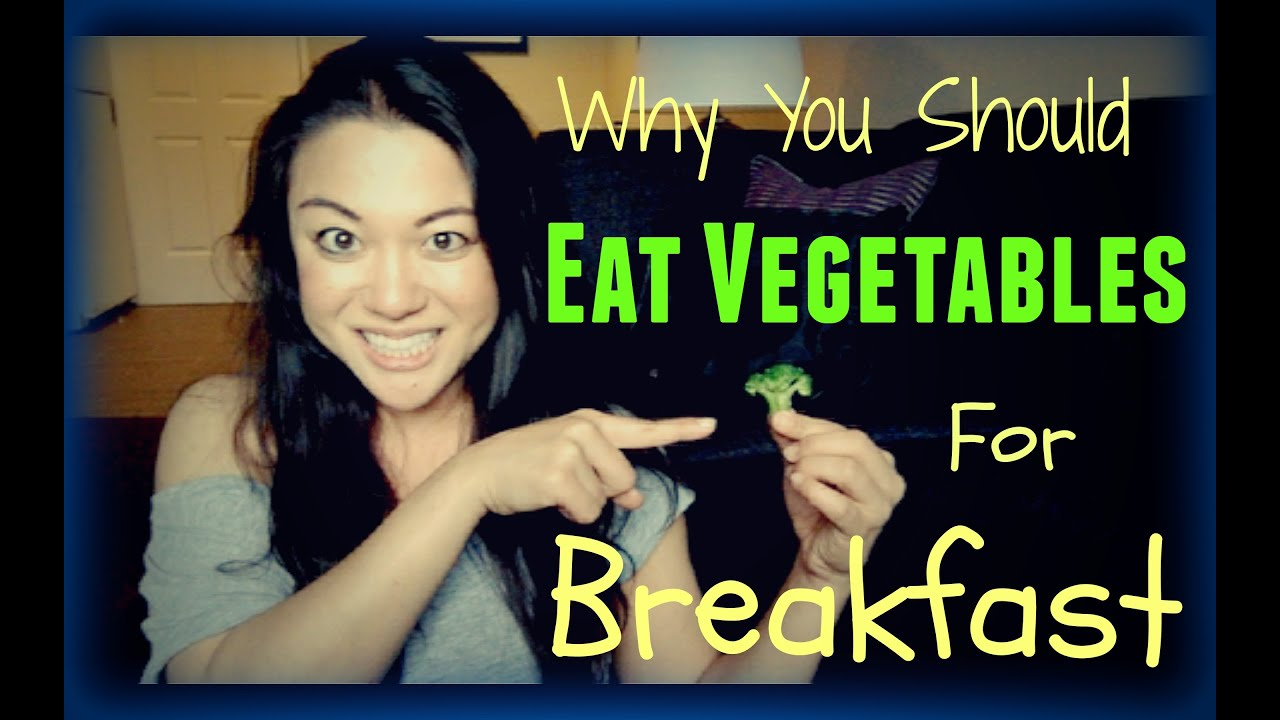 9 Smartest Ways to Eat More Vegetables for Breakfast - Vegetables also have anti-aging properties, and eating veggies and fruits (seven or more servings daily) has been shown to lower your risk of dying prematurely by 42 percent. Here are 9 smartest ways to eat more vegetables for breakfast.