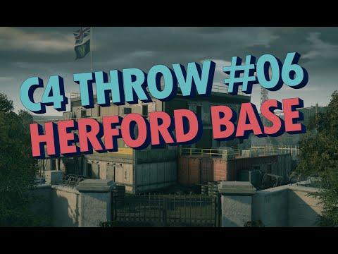 C4 Throw #06 - Herford Base — Rainbow 6 Siege