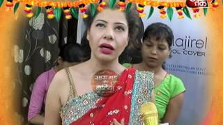 EXCLUSIVE: Mehendi Ceremony of Sambhavna Seth