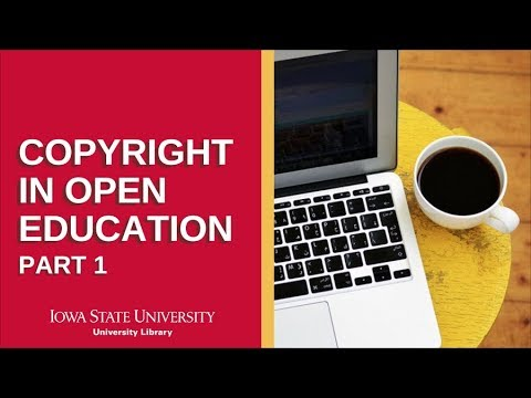 Attribution & Fair Use: Copyright In Open Education #1