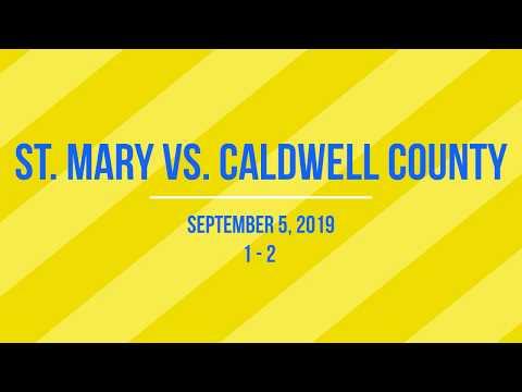 St. Mary v.  Caldwell County High School