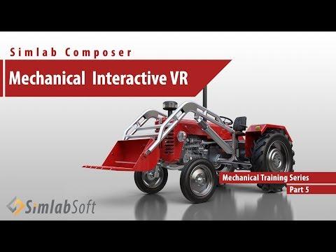 SLC Mechanical Training / Part 5 (Interactive VR)