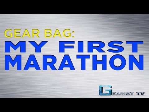 WHAT DO I NEED FOR MY FIRST MARATHON? Gearist.com, Gear Bag