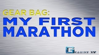 WHAT DO I NEED FOR MY FIRST MARATHON? - Gearist.com, Gear Bag