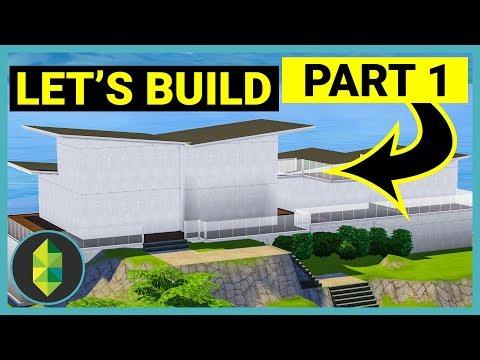 Lets Build a Modern Beach House (Part 1)