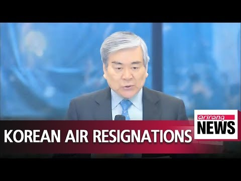 Daughters of Korean Air chief to step down amid abuse of power criticism