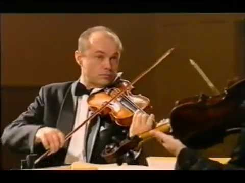 Janacek Quartet - A. Dvořák - String Quartet no. 13 op. 106 in G major