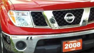 AutoConnect.com.mx: Camioneta 2008 Nissan Frontier 4x2