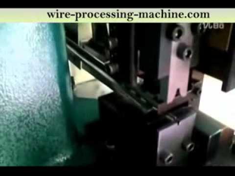 Automatic Terminal Crimping Machine Http://www.wire-stripping-machine.com