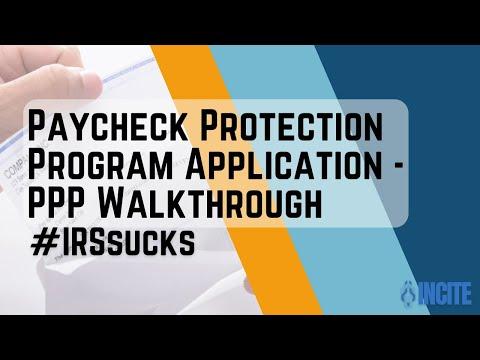 paycheck-protection-program-(ppp)-application-|-walkthrough