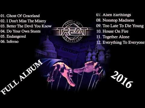 Treat - Ghost of Graceland Album 2016
