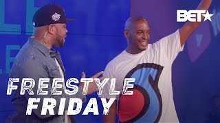 #FreestyleFridayBET | Torae, DNA_gtfoh, Casanova & More Bring Back Freestyle Friday!