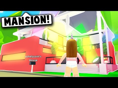 Buying The Most Expensive Party House Roblox Adopt Me Roblox