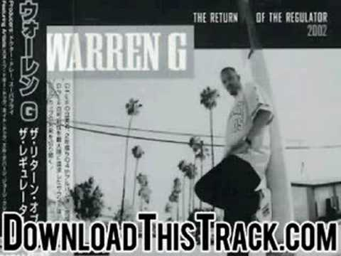 warren g - They Lovin' Me Now - The Return Of The Regulator mp3