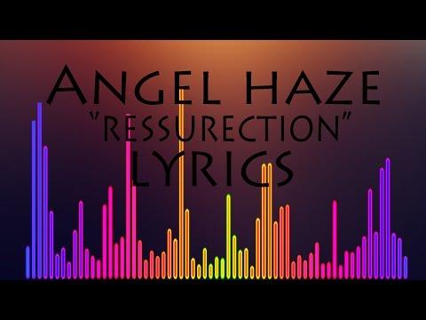Angel Haze - Resurrection (LYRICS)