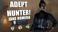 ADEPT JANE! | Dead By Daylight JANE ROMERO Achievement