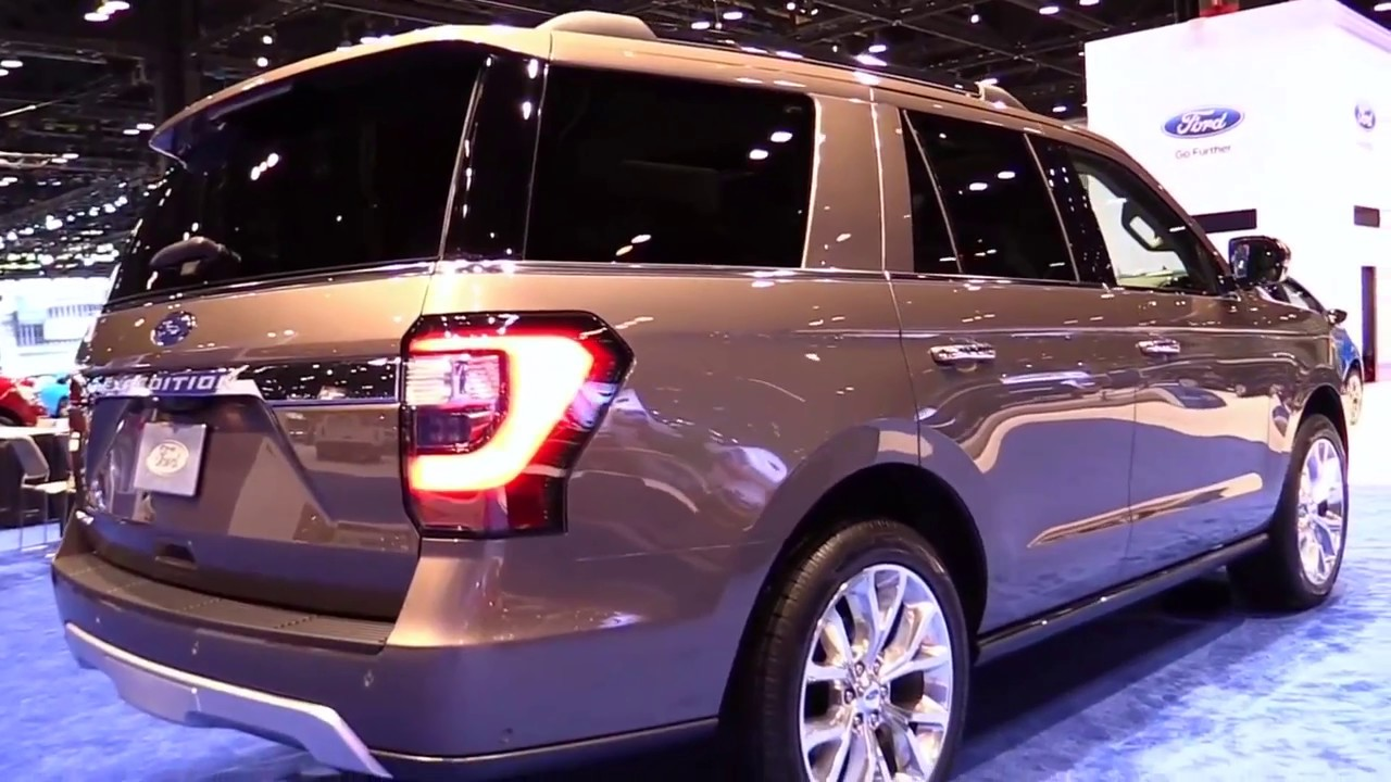 2018 Ford Expedition Limited Edition Features | Exterior and Interior | First Impression - YouTube