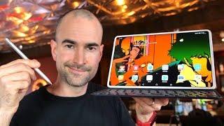 Huawei MatePad Pro 5G | Hands-on | iPad Pro Killer?