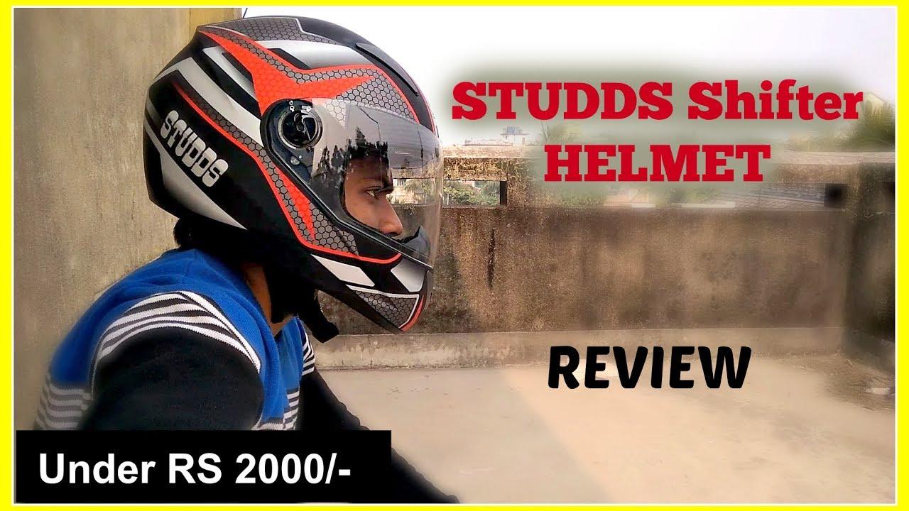 Studds Shifter Helmet Review Youtube