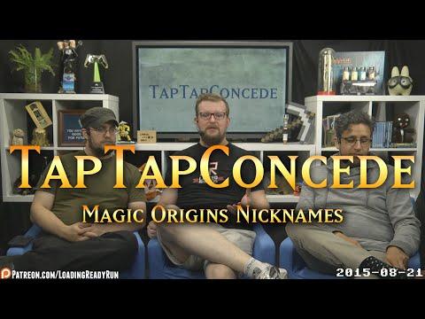 TTC 98 - Magic Origins Nicknames