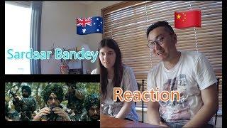 Chinese and Australian React to Sardaar Bandey (Full Video)   Jordan Sandhu feat.Manni Sandhu