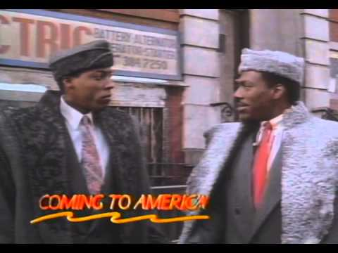 Coming To America 1988 Movie