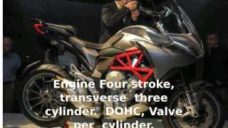 MV Agusta Turismo Veloce Lusso 800 - superbike