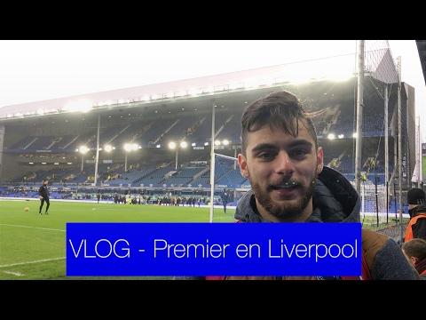 VLOG - Viviendo la Premier League en Goodison Park | Rafael Escrig