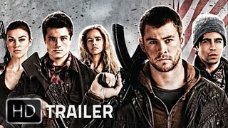RED DAWN Trailer German Deutsch HD 2012