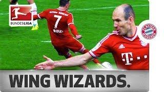 Robben + Ribery = Robbery