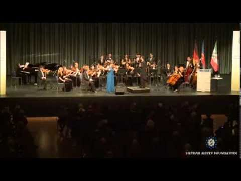 An evening of Azerbaijan in Cologne