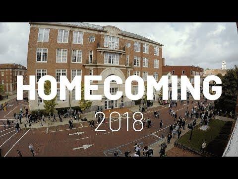 Ohio University: Homecoming 2018