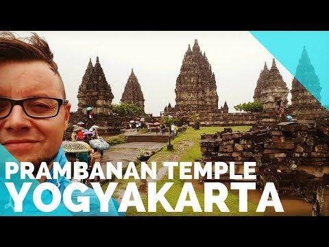 YOGYAKARTA - PRAMBANAN TEMPLE - FIRST WORLD TRAVELLER
