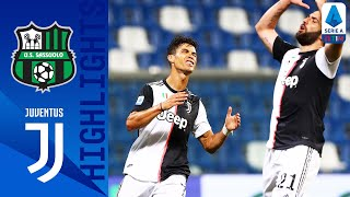 Sassuolo 3-3 Juventus | Alex Sandro Saves Juve In 6-goal Thriller! | Serie A Tim