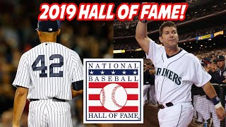 1st UNANIMOUS Hall of Famer! Edgar Martinez is FINALLY a Hall of Famer! 2019 MLB Hall of Fame Voting