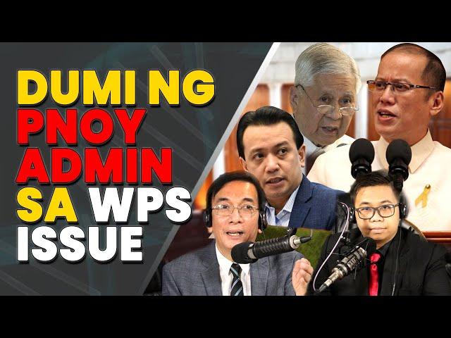 Itanong Mo Kay Pañero: Dumi ng PNoy admin sa West Philippine Sea issue, pinapahid sa Duterte admin?