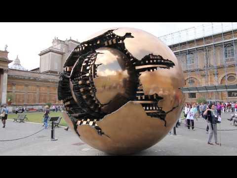 Vatican Golden Globe