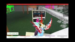 Roblox Case Clicker | Limited Time Code Rainbow Sparkle Time Fedora | Get it NOW