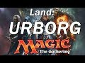 Magic the Gathering Legends, Lands, Planes, and Planeswalkers: URBORG