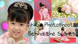 JiNRi's 5️⃣th Birthday 🎂Photoshoot 📸🎥Behind The Scenes🎥